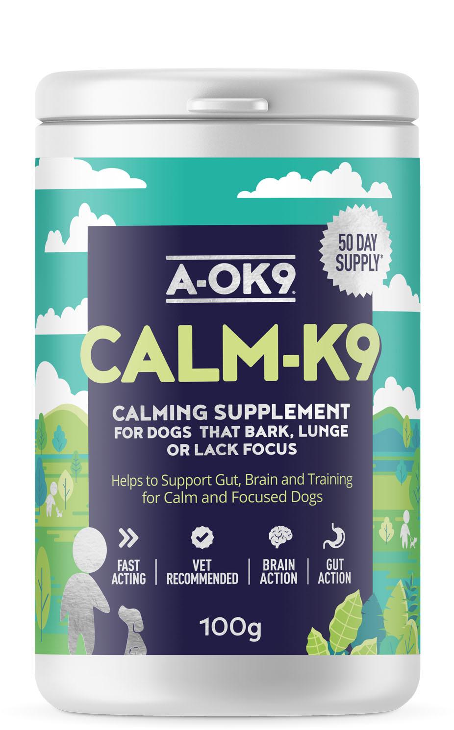 A-OK Calm-K9